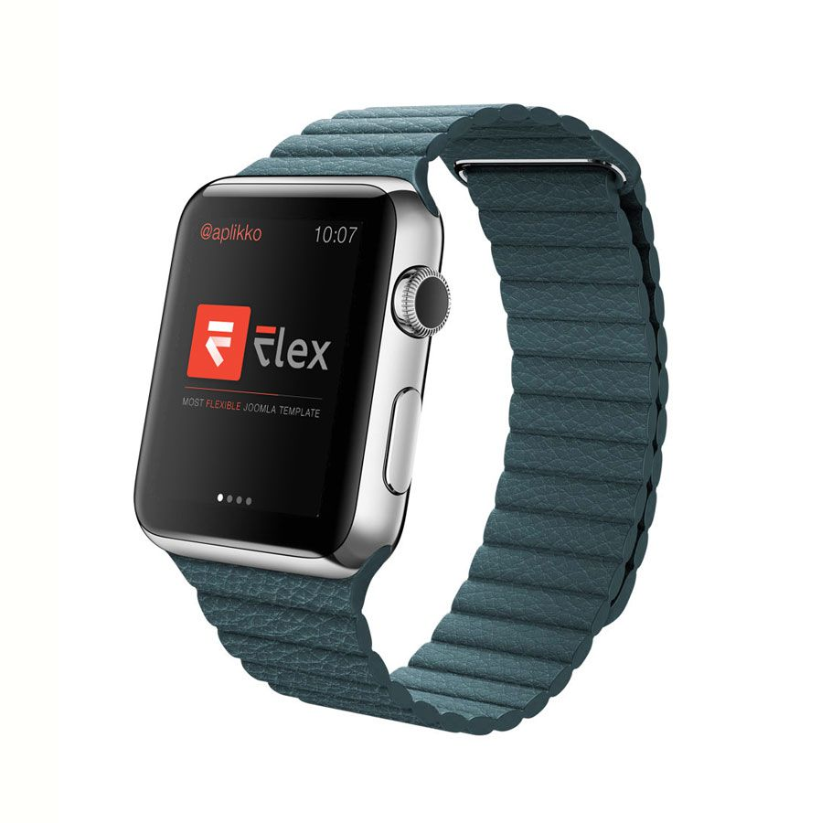 Flex Watch Saturate
